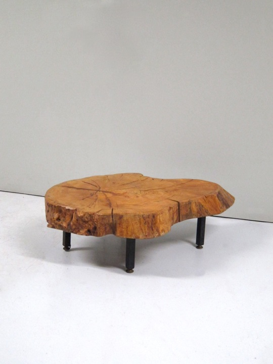 Table tronc d arbre table duappoint tronc duarbre table for Table plateau tronc d arbre