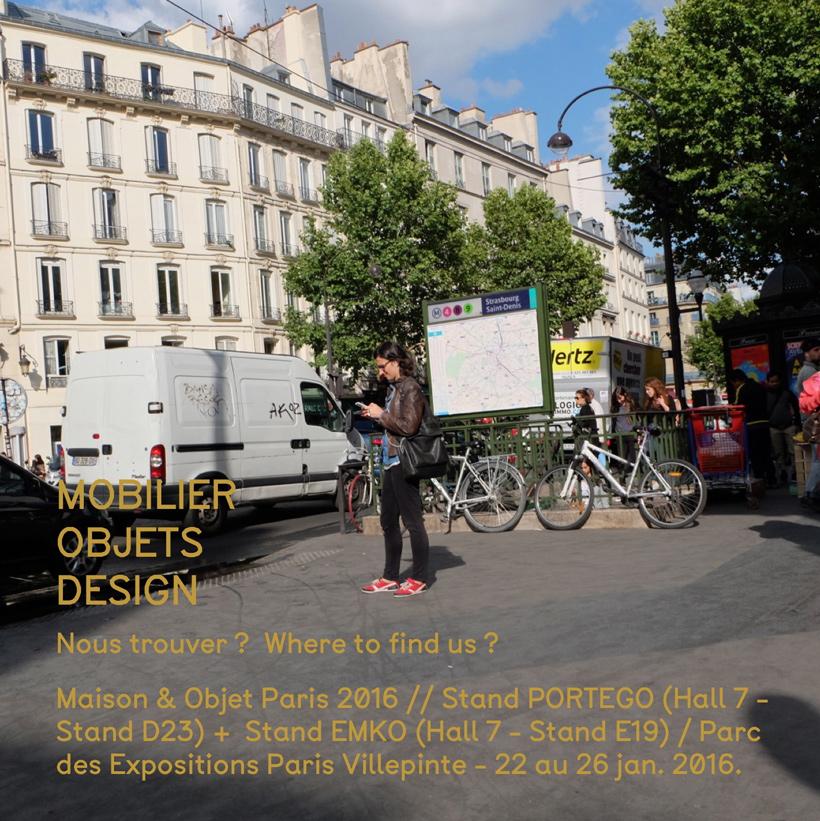 Destination design maison objet 2016 designenvue for Objets design maison
