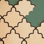 Dalles tarsine designenvue mobilier objets design - Dalles autocollantes murales ...