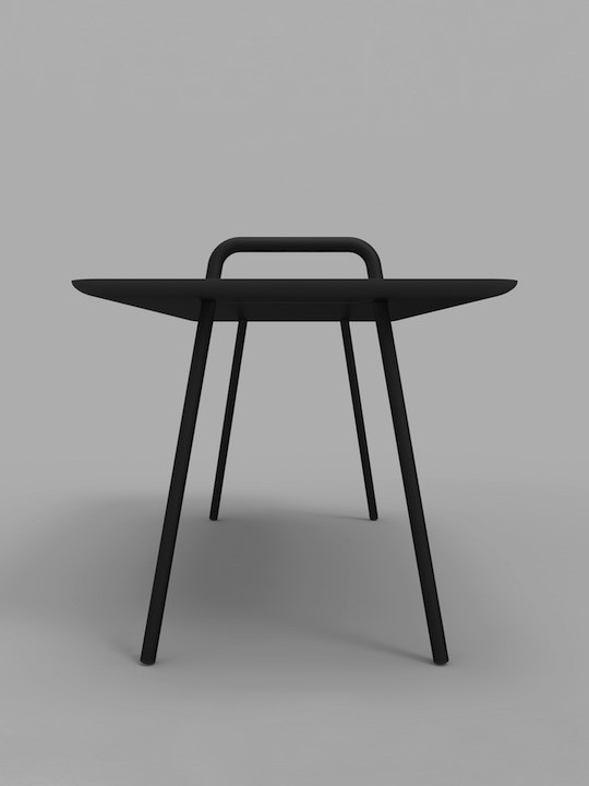 Mickael_Dejean_Designenvue_AGRAFE_BUREAU_VALCHROMAT®_PROFIL_NOIR