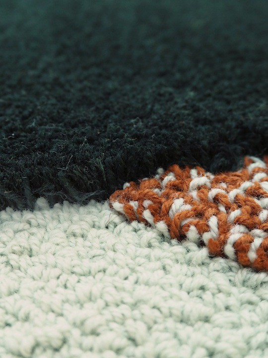 Oci_one_rug_Green_Portego_detail